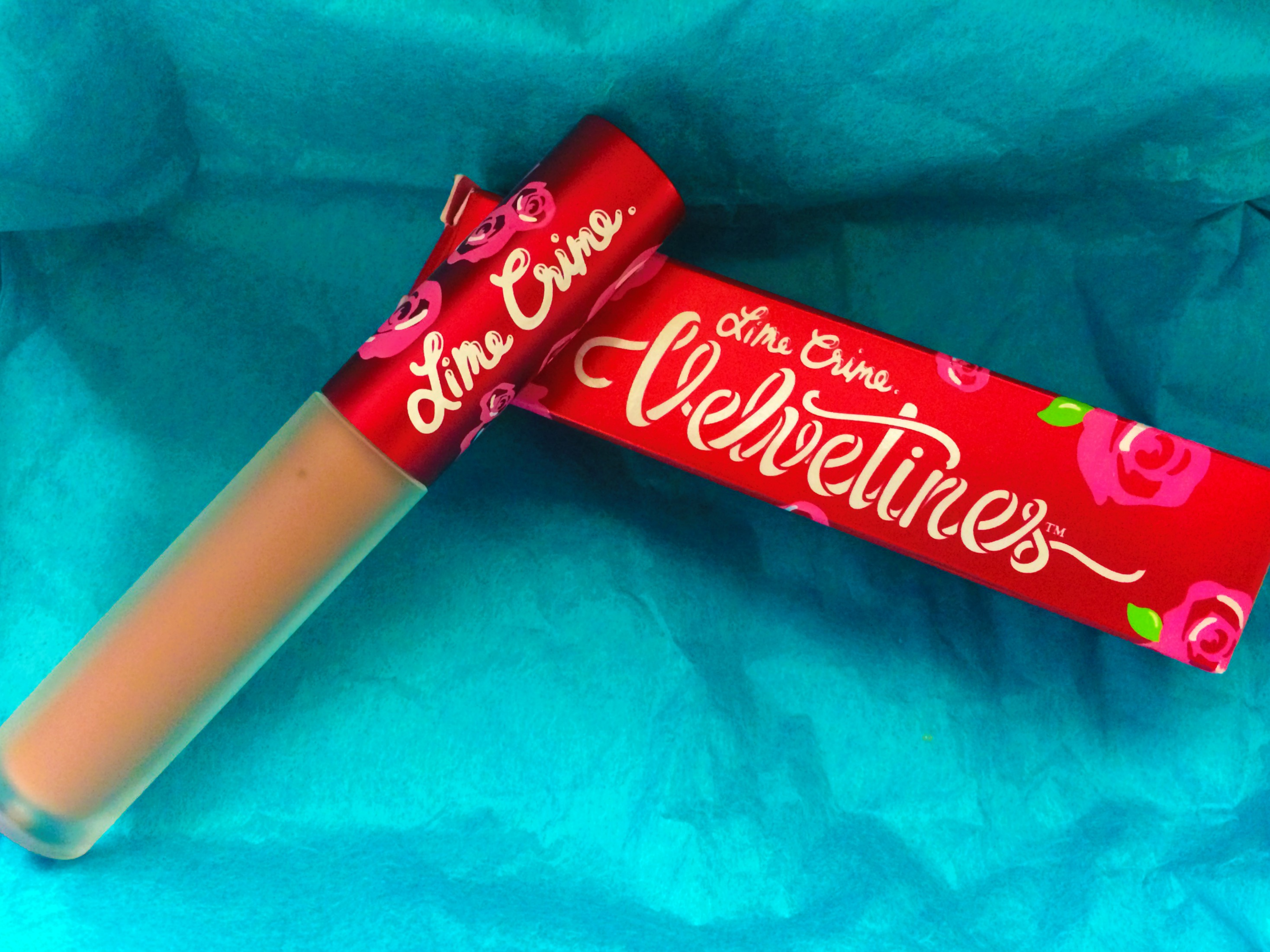 "Product Review: Lime Crime ""Cashmere"" 