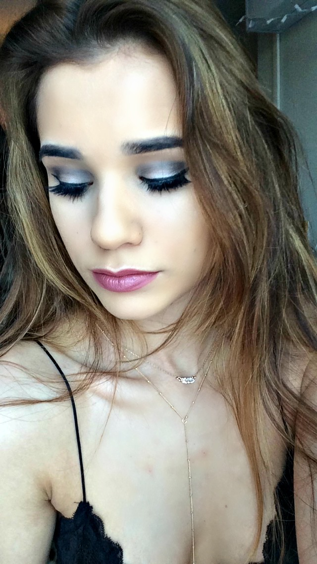 MOTN: Dark Smokey Eyes | For a Night Out!