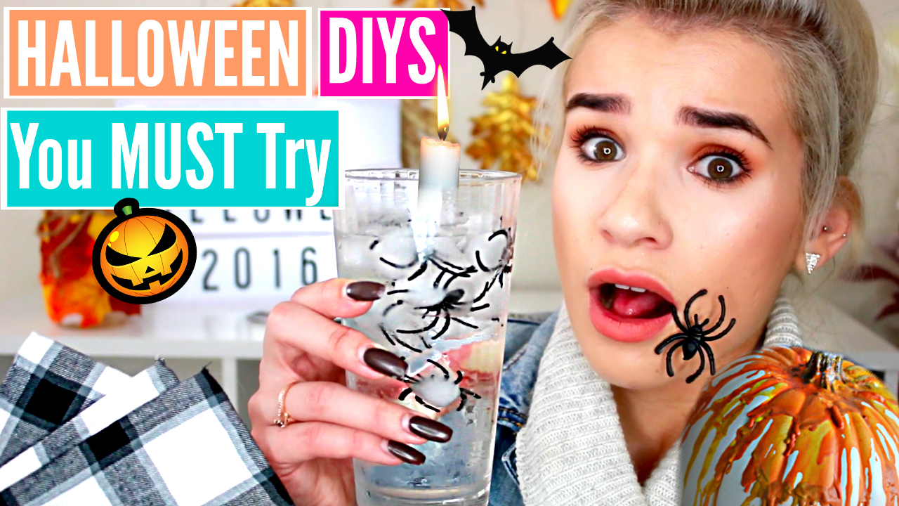 HALLOWEEN HACKS: SPOOKY DIYS EVERYONE NEEDS TO TRY!