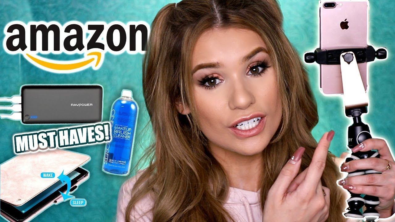 TOP 10 AMAZON PRODUCTS I CAN'T LIVE WITHOUT!
